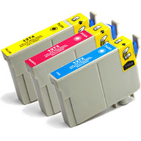 Epson T127520 Remanufactured InkJet Cartridge Multi Pack