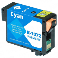 Remanufactured Epson T157220 Cyan Inkjet Cartridge