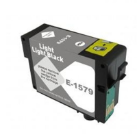 Remanufactured Epson T157920 Light Light Black Inkjet Cartridge