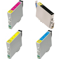 Remanufactured Epson T200XL120 / T200XL220 / T200XL320 / T200XL420 Inkjet Cartridge MultiPack