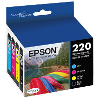Epson T220120-BCS InkJet Cartridge Multi Pack