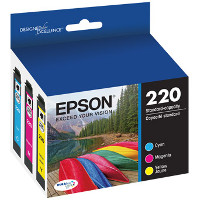 Epson T220520 InkJet Cartridge Multi Pack