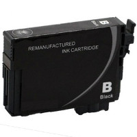 Remanufactured Epson T220XL120 Black Inkjet Cartridge (Made in North America; TAA Compliant)