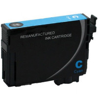 Remanufactured Epson T220XL220 Cyan Inkjet Cartridge (Made in North America; TAA Compliant)
