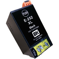 Remanufactured Epson T252XL120 Black Inkjet Cartridge