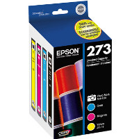 Epson T273520 InkJet Cartridge Value Pack