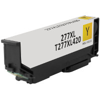 Remanufactured Epson T277XL420 Yellow Inkjet Cartridge