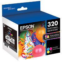 Epson T320 Inkjet Cartridges