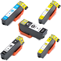 Remanufactured Epson T410XL020 / T410XL120 / T410XL220 / T410XL320 / T410XL420 Inkjet Cartridge MultiPack