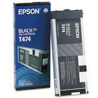 Epson T474011 Black Inkjet Cartridge