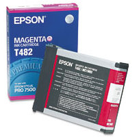 Epson T482011 Magenta InkJet Cartridge