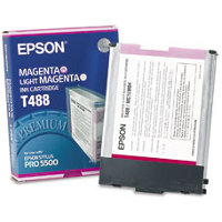 Epson T488011 Magenta / Light Magenta InkJet Cartridge