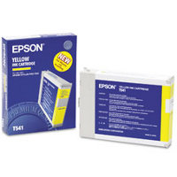 Epson T541011 Yellow Photographic Dye InkJet Cartridge