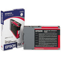 Epson T543300 Ultrachrome Photo Magenta InkJet Cartridge