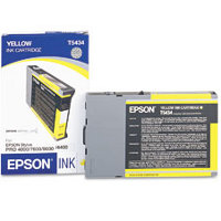 Epson T543400 Ultrachrome Photo Yellow InkJet Cartridge
