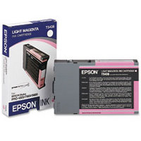 Epson T543600 Ultrachrome Photo Light Magenta InkJet Cartridge