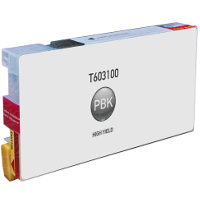 Epson T603100 Remanufactured InkJet Cartridge