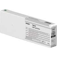 OEM Epson T8049 ( T804900 ) Light Light Black Inkjet Cartridge