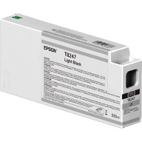 OEM Epson T8247 ( T824700 ) Light Black Inkjet Cartridge