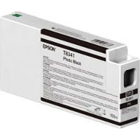 OEM Epson T8341 ( T834100 ) Photo Black Inkjet Cartridge