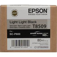 OEM Epson T8509 ( T850900 ) Light Light Black Inkjet Cartridge