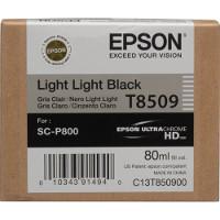 OEM Epson T8509 ( T850900 ) Light Light Black Inkjet Cartridge