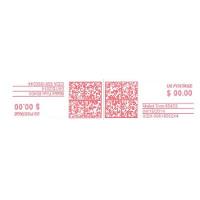 Francotyp Postalia / FP UL Compatible Half-Length Labels