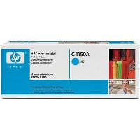 Hewlett Packard HP C4150A Cyan Laser Toner Cartridge