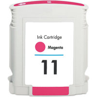 Hewlett Packard HP C4837AN ( HP 11 Magenta ) Remanufactured InkJet Cartridge