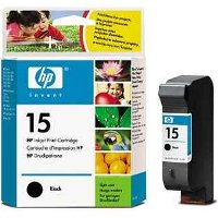OEM HP HP 15 ( C6615DN ) Black Inkjet Cartridge