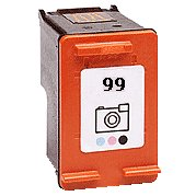 Hewlett Packard HP C9369WN ( HP 99 ) Remanufactured InkJet Cartridge