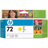 Hewlett Packard HP C9373A ( HP 72 Yellow ) InkJet Cartridge