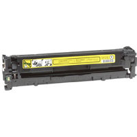 Compatible HP CB542A Yellow Laser Toner Cartridge