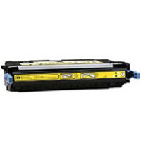 Compatible HP Q7562A Yellow Laser Toner Cartridge