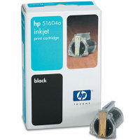 Hewlett Packard HP 51604A Black InkJet Cartridge