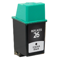 Hewlett Packard HP 51626A / HP 26 Replacement InkJet 