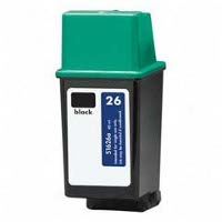 Hewlett Packard HP 51626A ( HP 26 ) Remanufactured Inkjet Cartridges