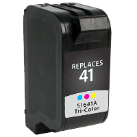 Hewlett Packard HP 51641A / HP 41 Replacement InkJet Cartridge