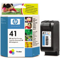 Hewlett Packard HP 51641A ( HP 41 ) Inkjet Cartridge