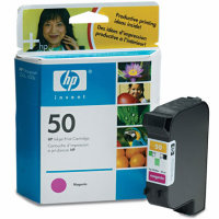 Hewlett Packard HP 51650M Magenta Inkjet Cartridge