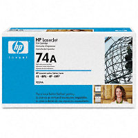 Hewlett Packard HP 92274A ( HP 74A ) Laser Toner Cartridge