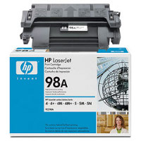 Hewlett Packard HP 92298A ( HP 98A ) Laser Toner Cartridge
