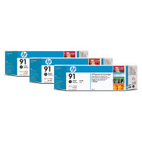 Hewlett Packard HP C9480A ( HP 91 ) InkJet Cartridge MultiPack