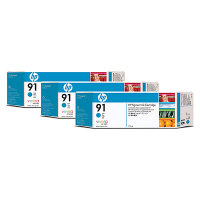 Hewlett Packard HP C9483A ( HP 91 ) InkJet Cartridge MultiPack