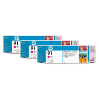 Hewlett Packard HP C9484A ( HP 91 ) InkJet Cartridge MultiPack