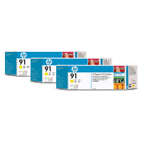 Hewlett Packard HP C9485A ( HP 91 ) InkJet Cartridge MultiPack