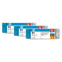 Hewlett Packard HP C9486A ( HP 91 ) InkJet Cartridge MultiPack