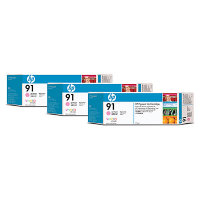 Hewlett Packard HP C9487A ( HP 91 ) InkJet Cartridge MultiPack