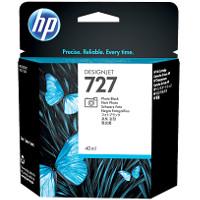 Hewlett Packard HP B3P17A ( HP 727 Photo Black ) InkJet Cartridge