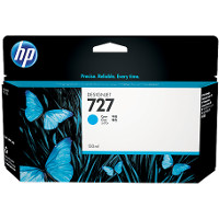 Hewlett Packard HP B3P19A ( HP 727 Cyan ) InkJet Cartridge